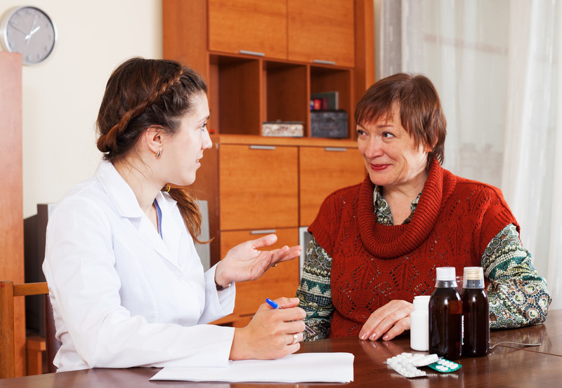 personal home health care with medication management