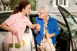Transportation Assistance for Seniors
