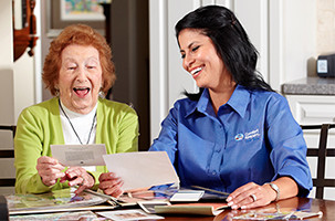 Respite Care For Seniors