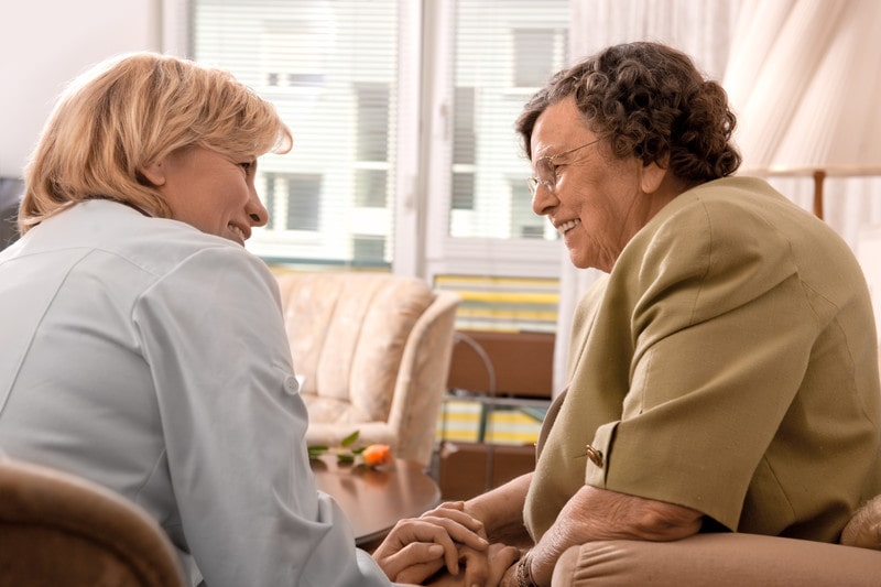 Senior care can assist your loved one at home in Clearfield, UT