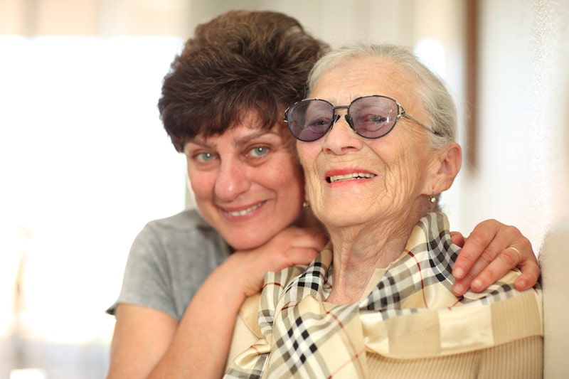 Home health care for senior's from Comfort Keepers