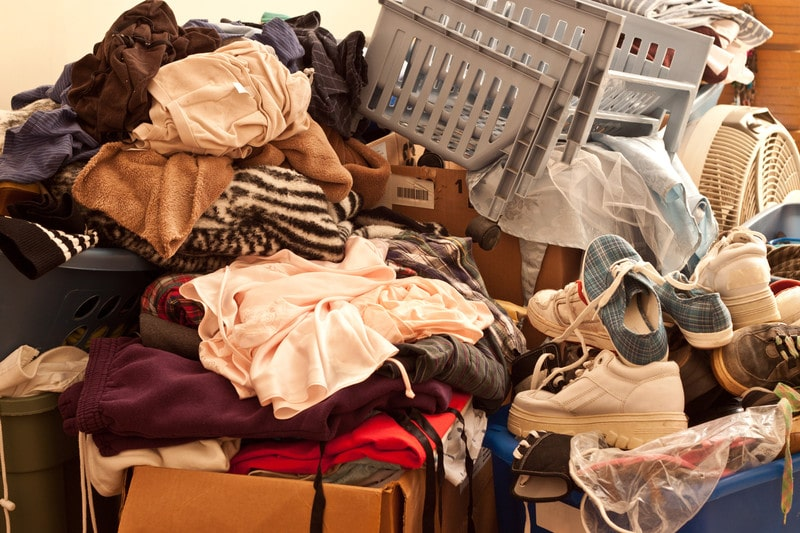 Assisted living experts can help your senior with hoarding