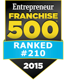 Entrepreneur Home Care Franchise 500 in 2015