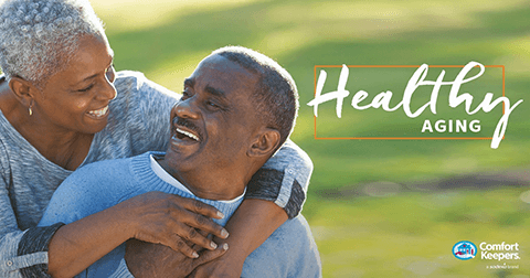 Quality In Home Care Results In Healthy Aging