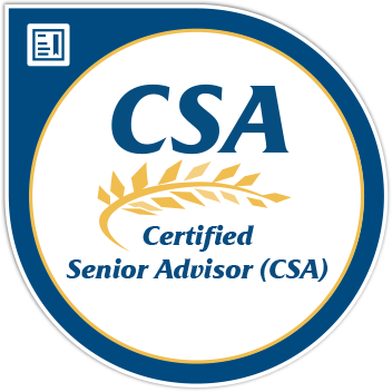 The Society of Certified Senior Advisors (SCSA) educates and supports specialists in aging dedicated to improving lives of older adults.