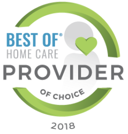 Best of Home Care Provider of Choice 2018
