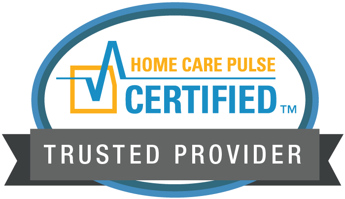 Home Care Pulse Certified Trusted Provider Graphic