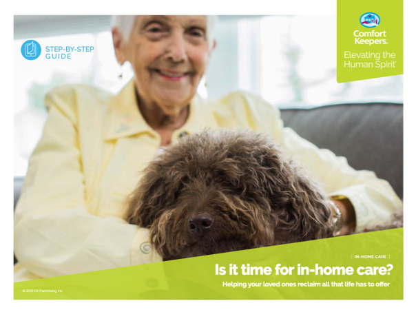 Is it time for in-home care?