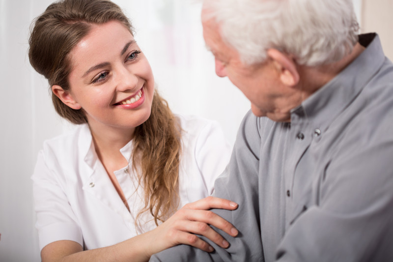 Senior care with end of life services in Collegeville, MN