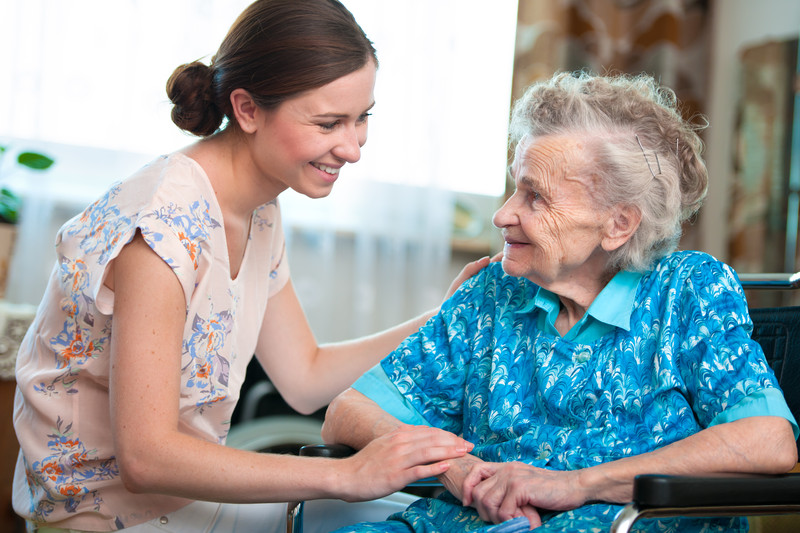 Senior care services to help loved ones in the home in Watab, MN