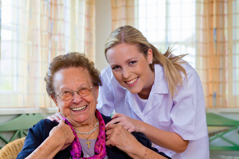 senior in home care benton harbor