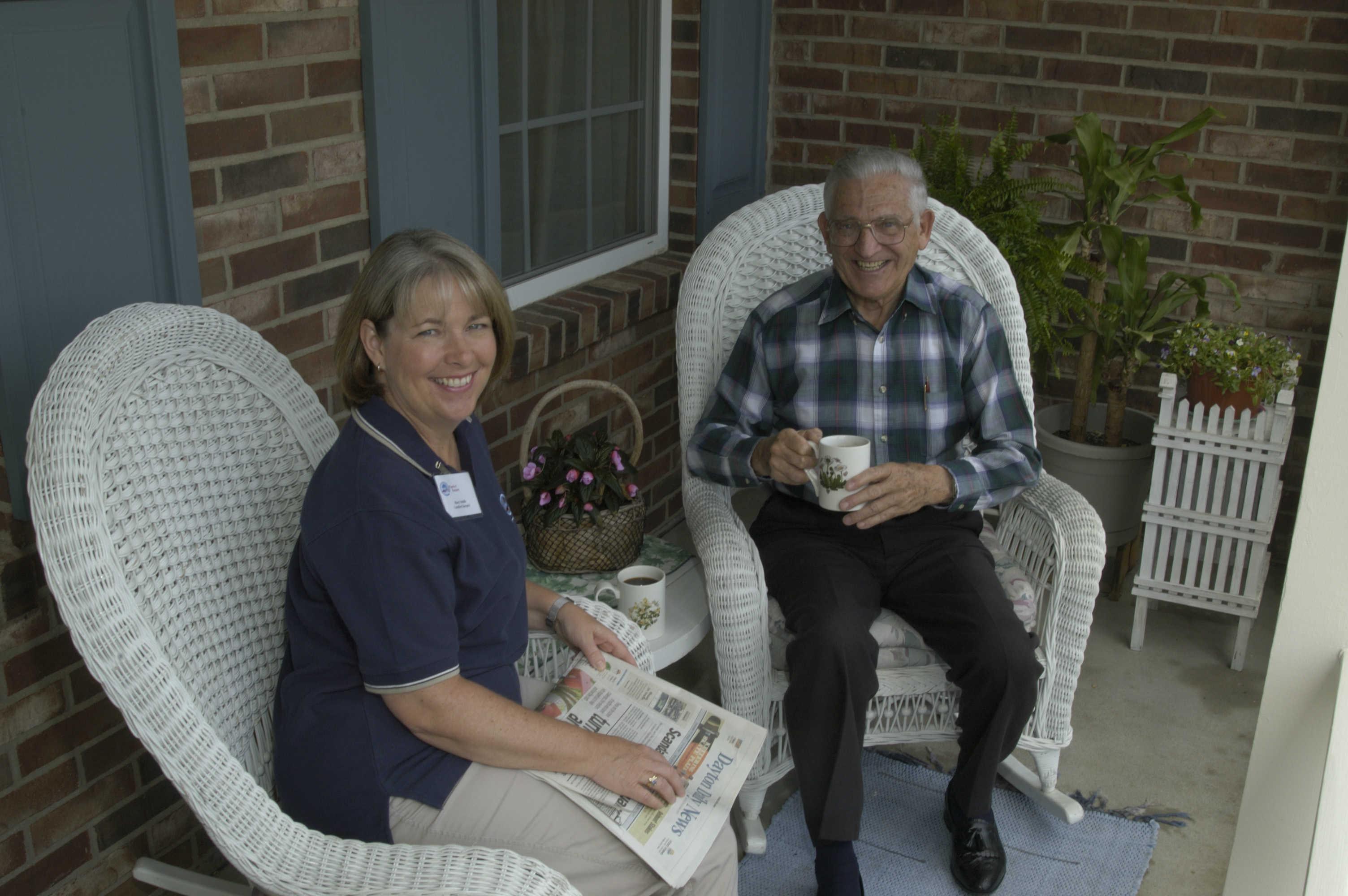 Elder Care Conversation