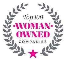 Top 100 Women Owned Companies Award
