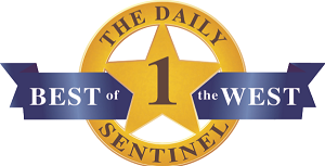 The Daily Sentinel Award Best of the West