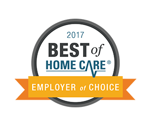 2017 Best of Home Care Employer of Choice
