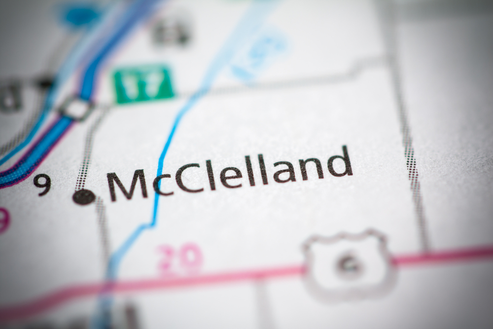 McClelland, IA where Comfort Keepers provides care services for seniors