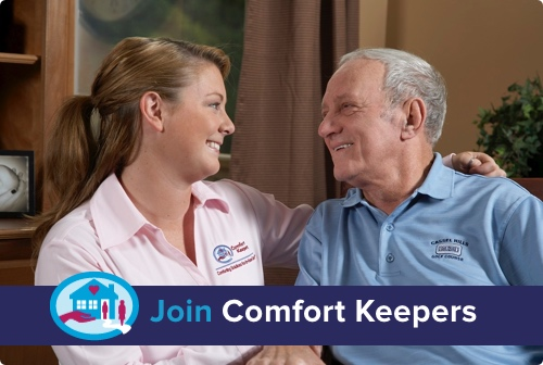 Join Comfort Keepers
