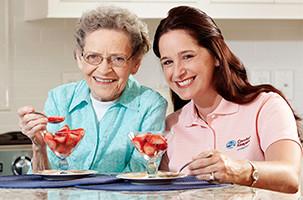 Elderly Nutrition for Senior Home Care