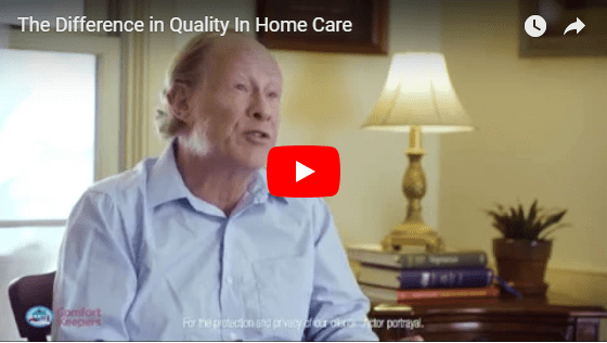 Find out how a quality in home care provider can make a difference for your loved one in Marietta, OH