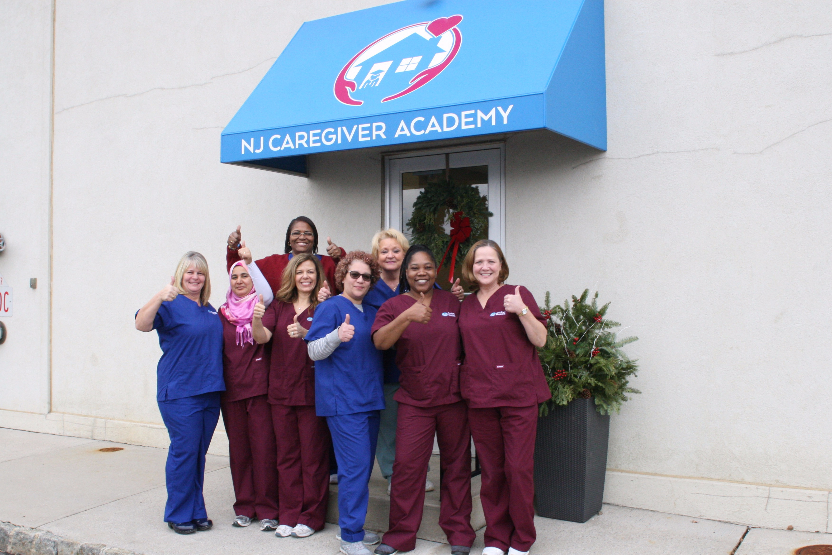 NJ Caregiver Academy