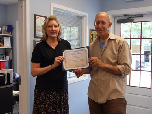 David D is our Comfort Keeper of the Month for June 2014 in Flemington, NJ.