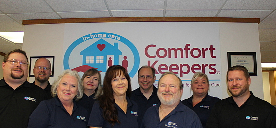 Meet the team at Comfort Keepers of Madison, WI