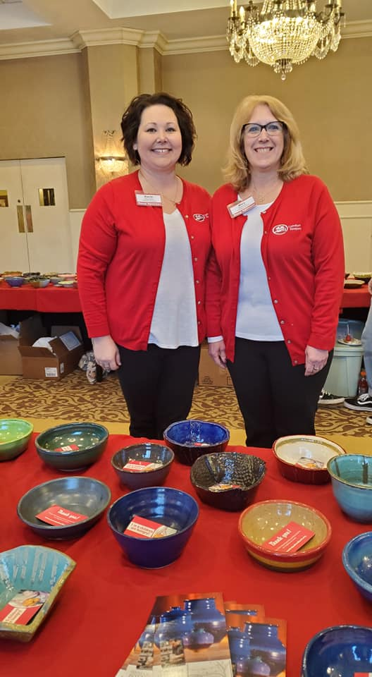 Soup And A Bowl Volunteering Event 2020