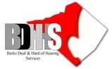 Berks Deaf & Hard of Hearing Services Logo