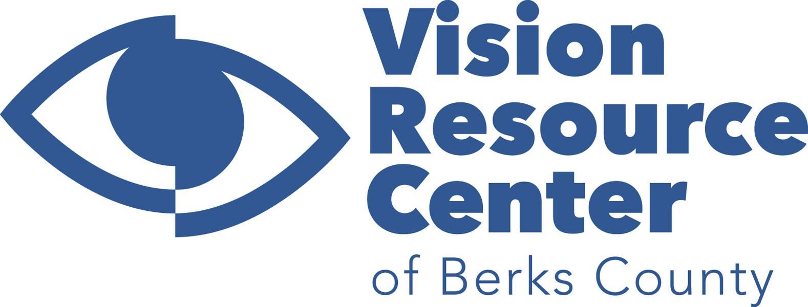 Vision Resource Center of Berks County Logo