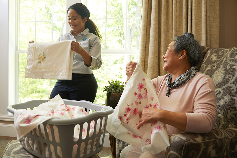 At home care housekeeping services in Wichita, KS