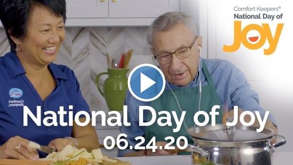 National Day of Joy 6.24.20
