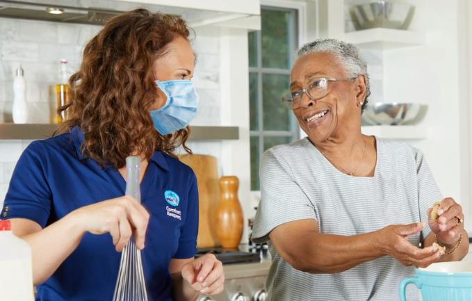 Caregiver Proving Transportation for Senior in Palm Desert
