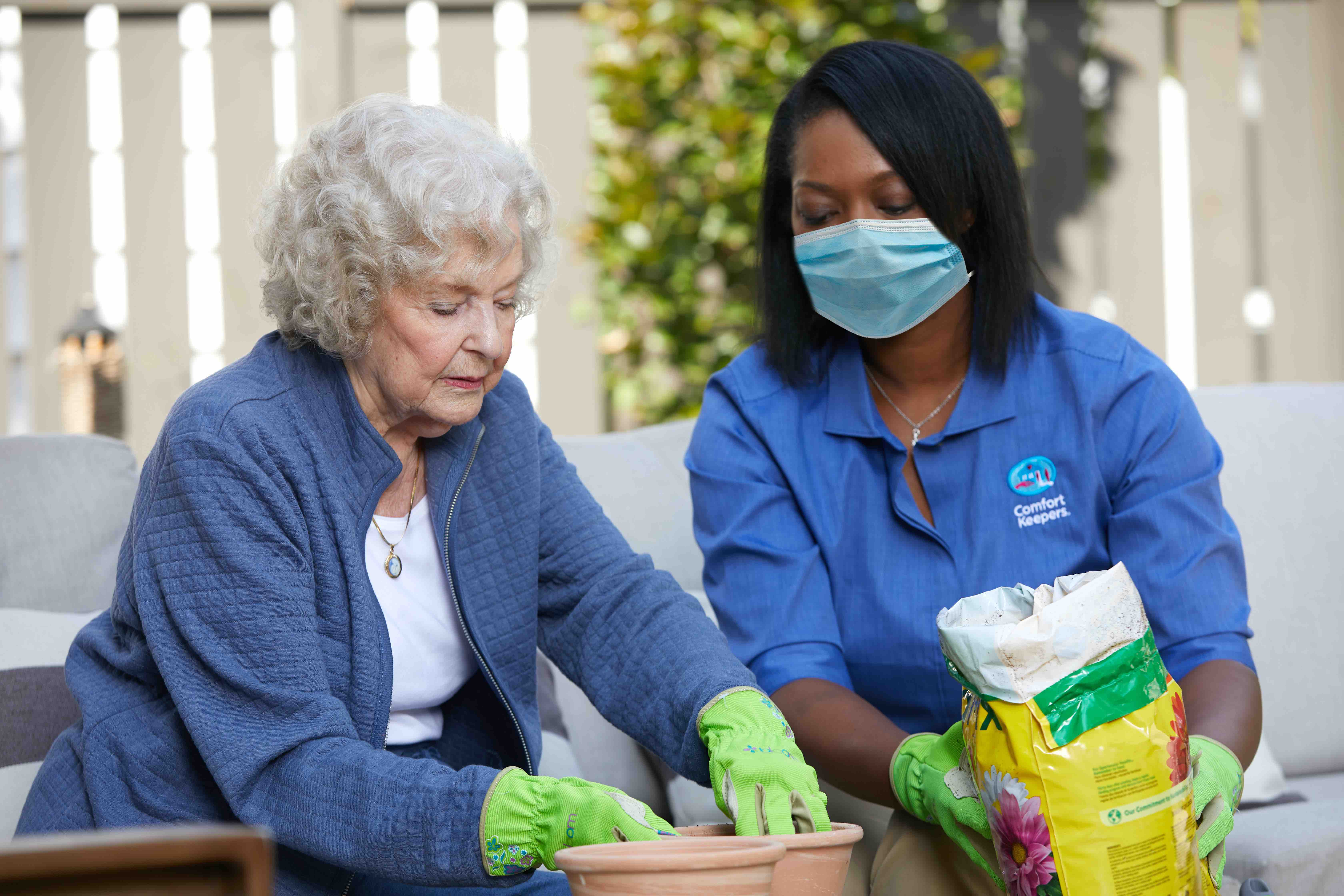 24 hour home care services in Wichita, KS