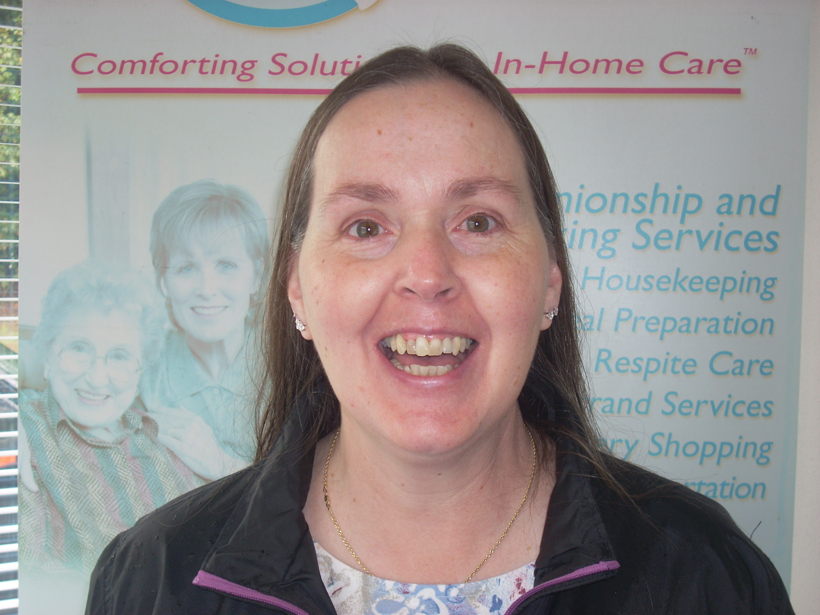 Leslie G. Comfort Keeper of the Month August 2020