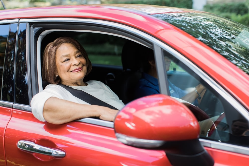 Transportation Services for Seniors