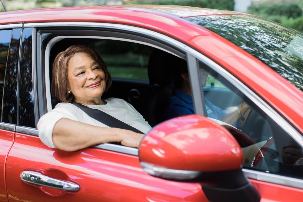 Transportation Elder Care Options