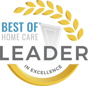 Best Home Care Leader in Excellence 2019