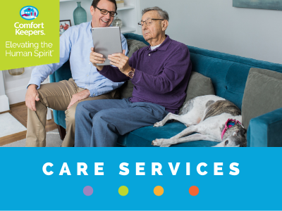 Home Care Services Graphic