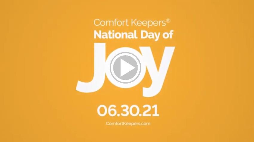 National Day of Joy 6.30.21