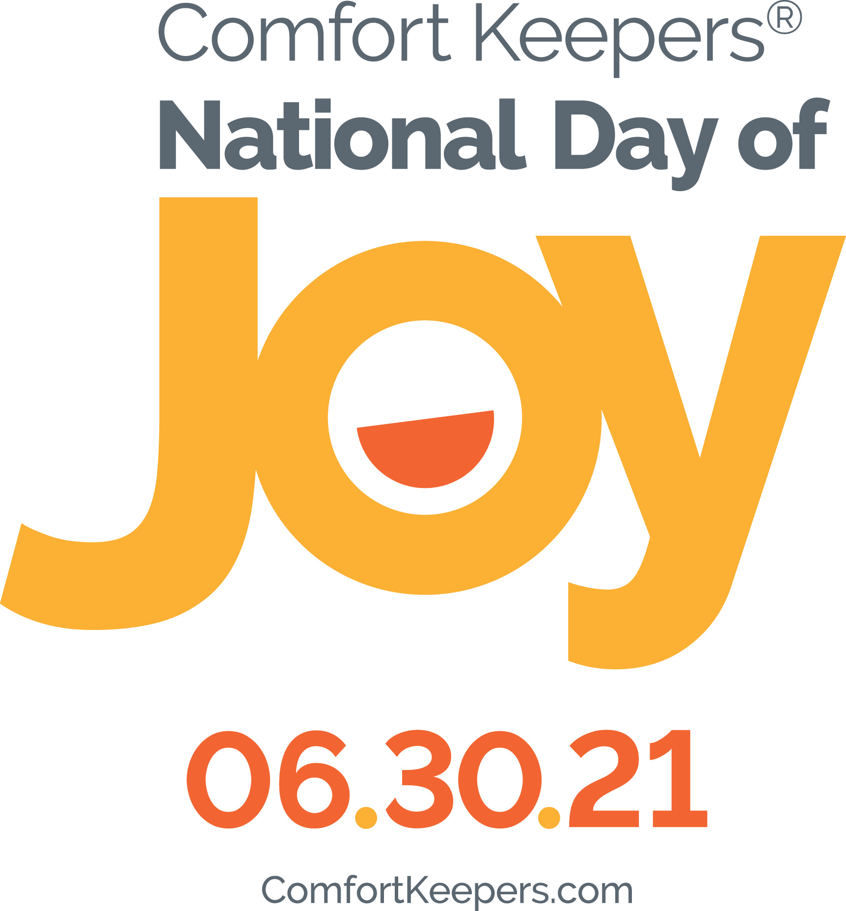 Comfort Keepers Home Care Day of Joy 2021