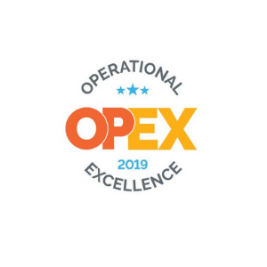 OPEX (Operational Excellence) 2019 Award