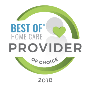 Home Care Pulse Award for Provider of Choice 2018
