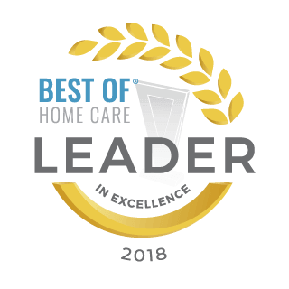 Home Care Pulse Award for Leader in Excellence 2018