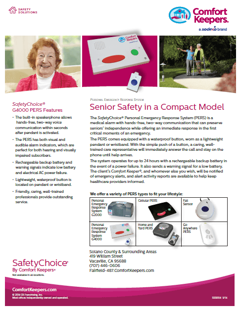 Click here to download our brochure on SafetyChoice