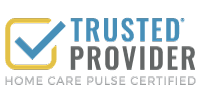 Home Care Pulse Certified Trusted Provider Logo