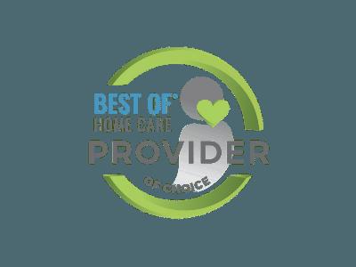 Home Care Pulse's Provider of Choice Award