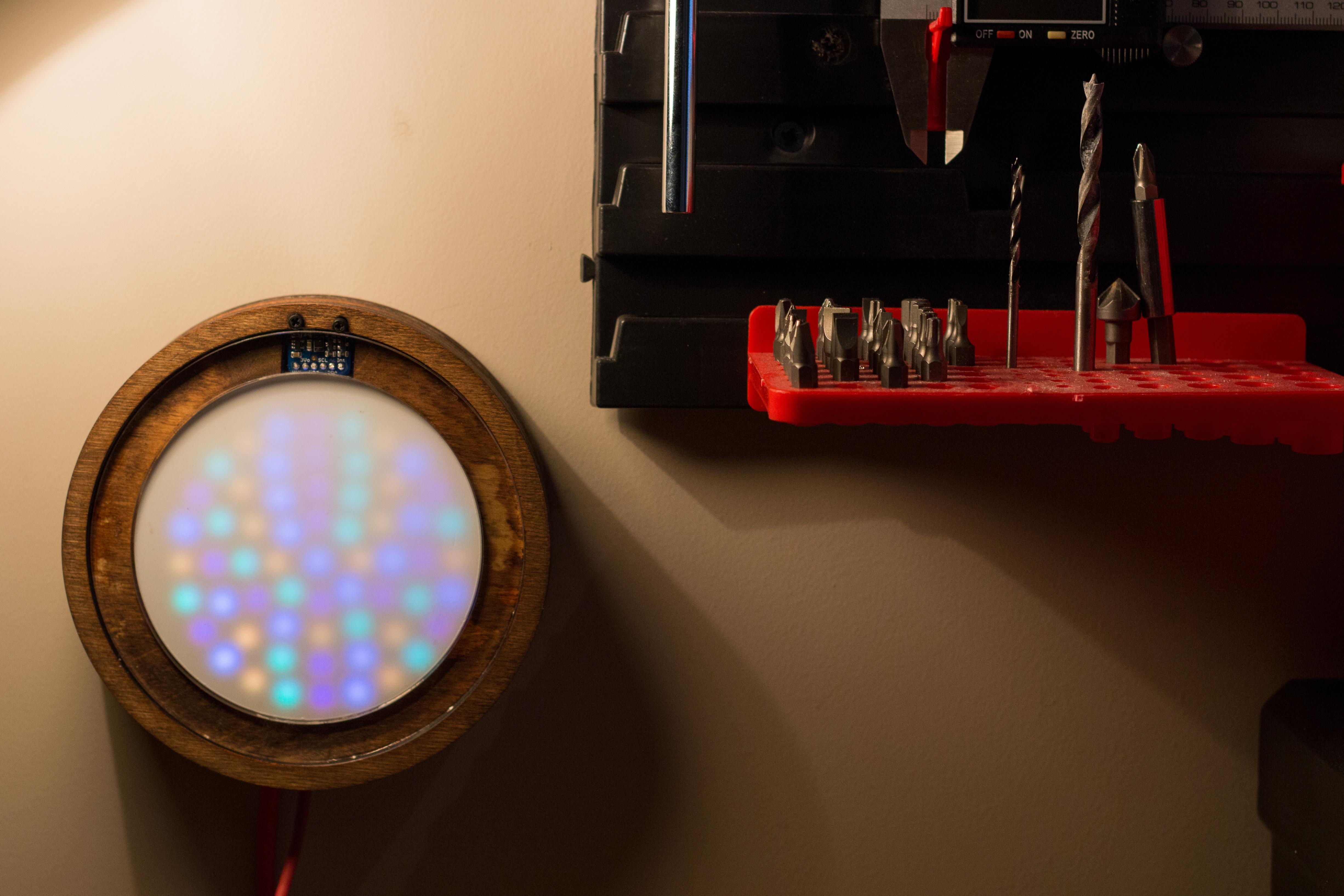 RGB Mirror