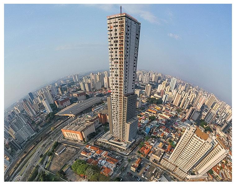 Edifício Platina 220 terá mobilidade TK Elevator