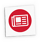 Icon for news content