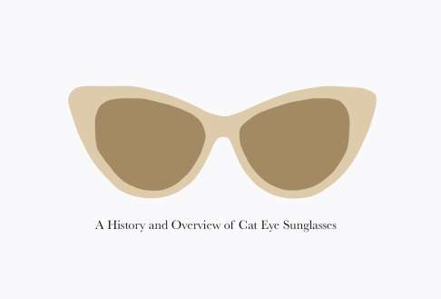 A History and Overview of Cat Eye Sunglasses